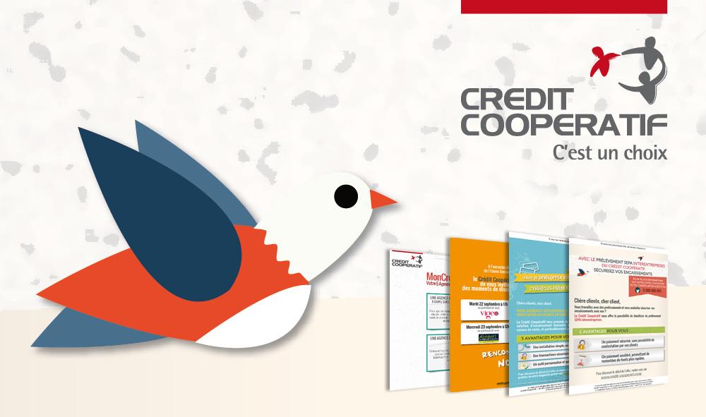 Création de toutes sortes de visuels, pages web, animations, signatures de mail